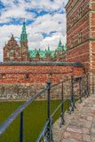 Château de Frederiksborg, Danemark Hillerod Île de la Zélande denmark photos stock