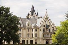 Château de Grafenegg dans le secteur de Krems de la Basse Autriche photos libres de droits