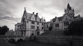 Château de Grafenegg dans le secteur de Krems de la Basse Autriche image stock