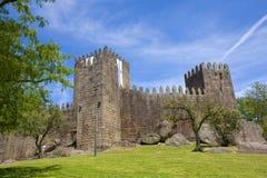 Château de Guimaraes photos libres de droits