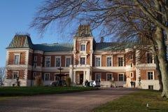 Château de Häckeberga Photos stock
