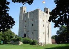 Château de Hedingham Image stock
