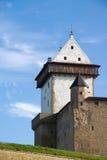 Château de Herman. image stock