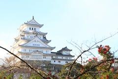 Château de Himeji à Himeji Image stock