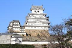 Château de Himeji à Himeji, Hyogo Photo libre de droits