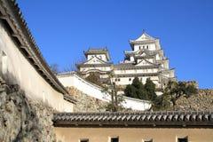 Château de Himeji à Himeji, Hyogo Image stock