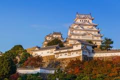 Château de Himeji à Himeji, Japon Photo libre de droits