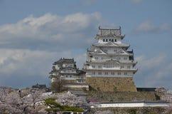 Château de Himeji Image libre de droits