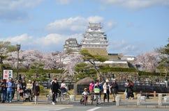 Château de Himeji Images libres de droits