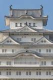 Château de Himeji au Japon Photos stock