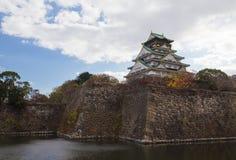 Château de Himeji avec le fond de ciel bleu Images stock