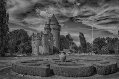 Château de Hjularod Photo stock