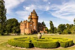 Château de Hjularod Images stock