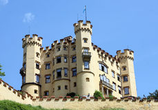 Château de Hohenschwangau Image stock