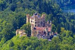 Château de Hohenschwangau Photos stock