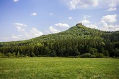 Château de Hohenzollern, Allemagne image libre de droits