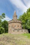 Château de Hohenzollern dans Baden-Wurttemberg, Allemagne photo stock