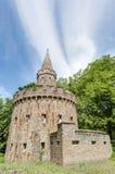 Château de Hohenzollern dans Baden-Wurttemberg, Allemagne images stock
