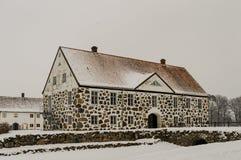 Château de Hovdala Photos libres de droits