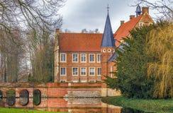 Château de Hulshoff, Allemagne photos libres de droits