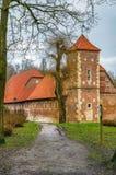 Château de Hulshoff, Allemagne images libres de droits