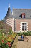 Château de Jallanges image libre de droits