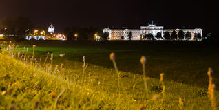 Château de Jelgava Photos libres de droits
