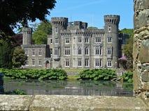Château de Johnstown Photo stock