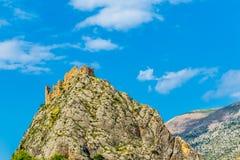 Château de Kahta, Adiyaman, Turquie Photos libres de droits