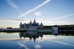 Château de Kalmar Photo libre de droits