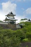 Château de Kanazawa, Japon. Images libres de droits