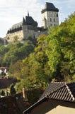 Château de Karlštejn Image libre de droits