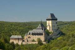 Château de Karlstejn Photo stock