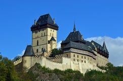 Château de Karlstejn, Karlstejn, République Tchèque photo stock