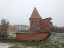 Château de Kaunas photos stock