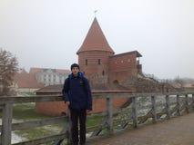 Château de Kaunas photos libres de droits