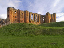 Château de Kenilworth images libres de droits