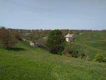Château de Khotyn Photos libres de droits