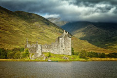 Château de Kilchurn Photo stock