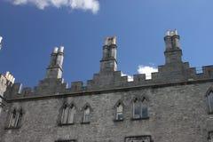 Château de Kilkenny Image libre de droits