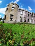 Château de Kilwaughter Photographie stock libre de droits
