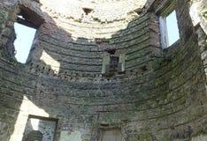 Château de Kilwaughter Images stock