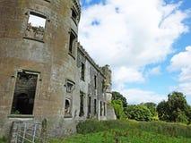 Château de Kilwaughter Images libres de droits