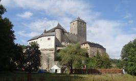 Château de Kost, République Tchèque Image stock