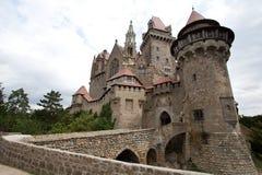 Château de Kreuzenstein Photo libre de droits