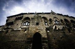 Château de Kreuzenstein de Burg Photographie stock libre de droits