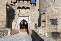 Château de Kreuzenstein La Basse Autriche, l'Europe photos stock