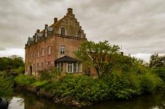 Château de Kullagunnarstorp vieux Photos libres de droits