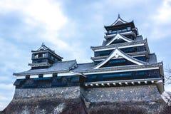 Château de Kumamoto dans Kumamoto Photos libres de droits