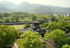 Château de Kumamoto, Japon Photographie stock